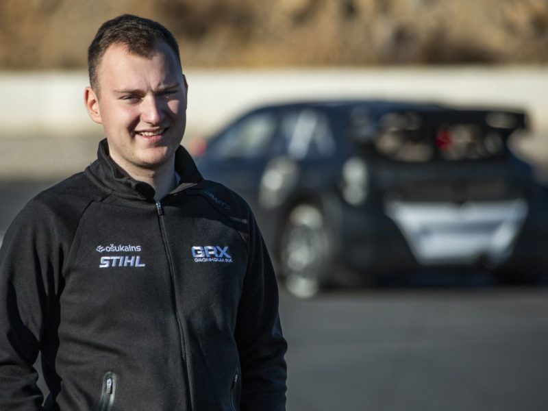 REINIS NITIŠS JOINS GRX TANECO AS A DEVELOPMENT DRIVER