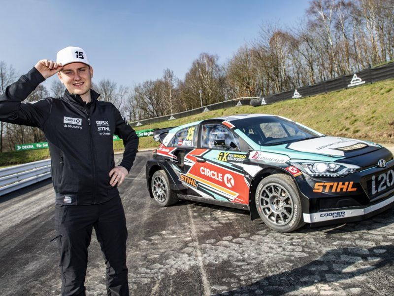 NITIŠS: HEATED START OF THE 2019 WORLD RX SEASON